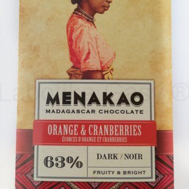 Menakao orange cranberries
